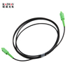 Black Cable SC-SC Optical Fiber Patch Cord